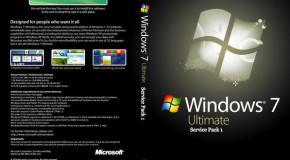 Windows 7 Ultimate 32Bit (Sp1) Iso