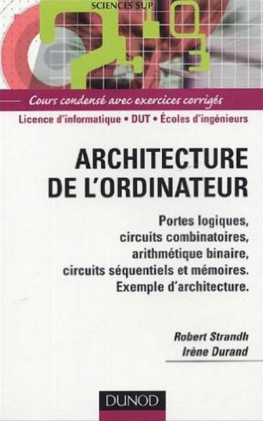 Architecture de l'ordinateur : Portes logiques