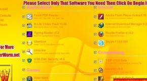 Gold Software Installer 2016