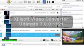 Xilisoft Video Converter Ultimate 7.0.0.1121