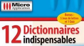 12 dictionnaires indispensables
