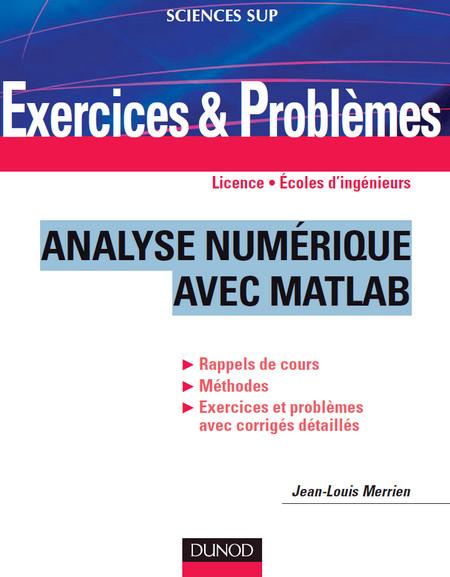 Analyse numérique avec Matlab