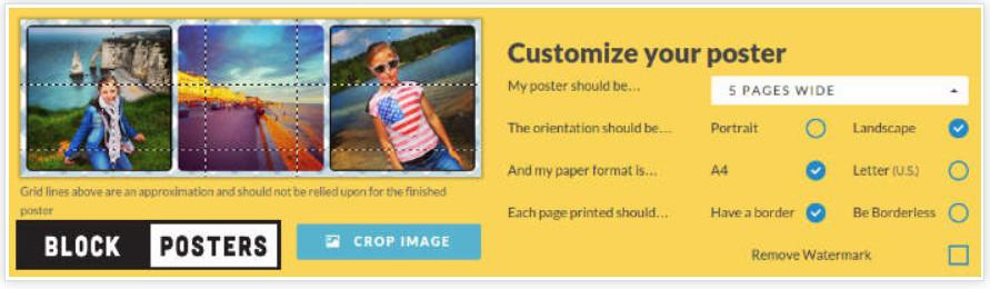 Imprimer Une Photo Sur Plusieurs Pages Trucnet