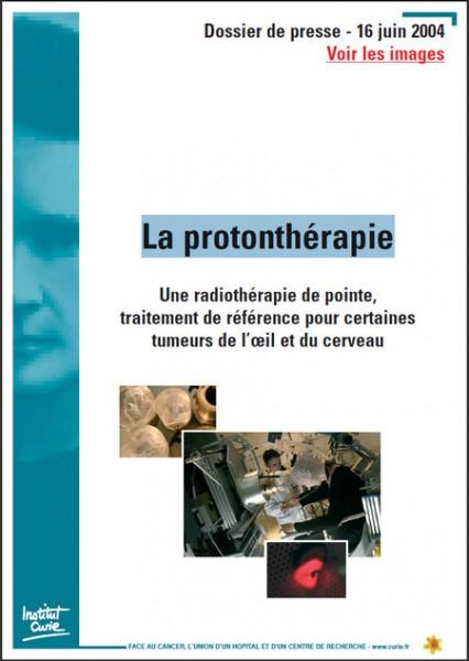 La protonthérapie