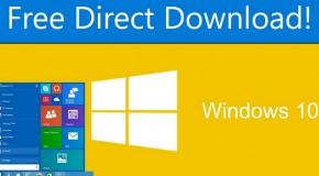 Windows 10 Pro Fr x64 iso