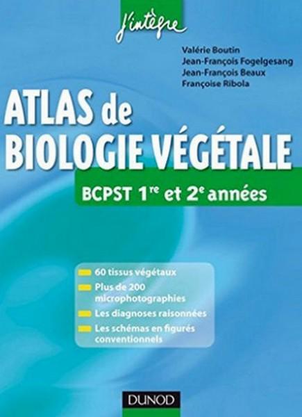 Atlas de Biologie végétale BCPST