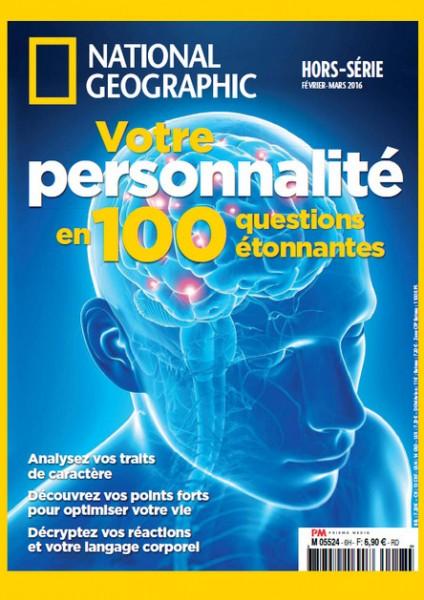 Votre personnalité en 100 questions