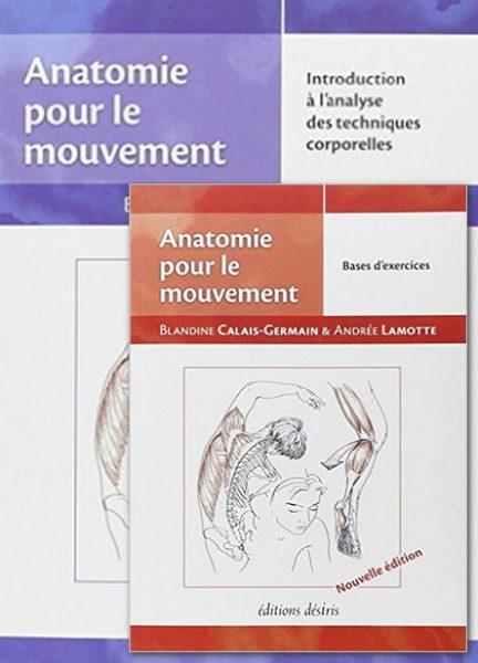 Anatomie pour le mouvement T1 et T2
