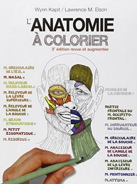 L' Anatomie à Colorier