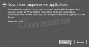 Réinitialiser Windows 10 sans perdre vos données5