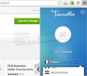 Un VPN gratuit pour le navigateur Chrome