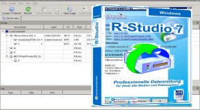 R-tools R-Studio Network Edition 7.8 build 161189