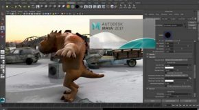 Autodesk Maya 2017 64 Bits
