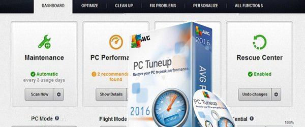 AVG PC TuneUp 2016 v16.3.1 x86 x64