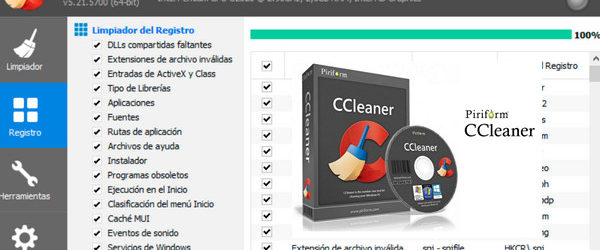 CCleaner v5.23 PRO-BUSINESS-TECHNICIAN + Portable