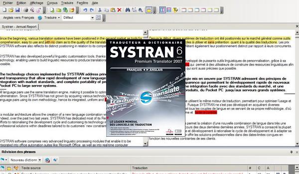 systran 7 premium translator تحميل