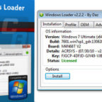 Windows Loader v2.2.2