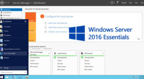 Windows Server 2016 Essentials 64 bits