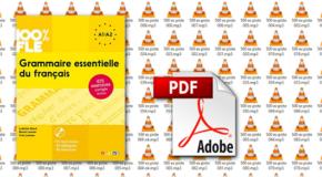 Grammaire essentielle du français A1/A2 + CD
