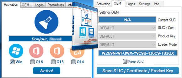 Re-Loader v3.0 B3 Activator Windows et Office