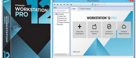VMware Workstation Pro v12.5.1 Build 4542065