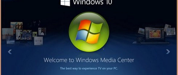 Windows Media Center v6.3 ( WINDOWS 10 )