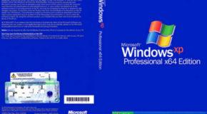 Windows XP Professional 64 bits EN+FR