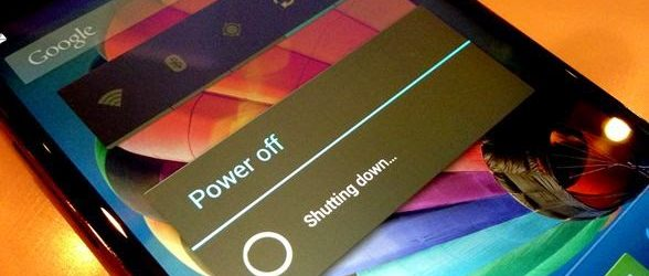 Éteindre votre smartphone par SMS