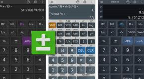 Scientific Calculator Plus v5.5.2