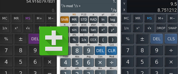 Scientific Calculator Plus v5.5.2