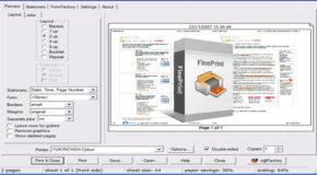 FinePrint V 8.38