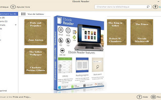 Icecream Ebook Reader pro 4.32 + Portable