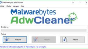 Malwarebytes AdwCleaner 6.040
