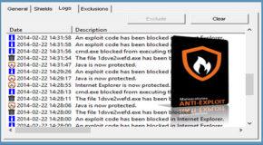 Malwarebytes Anti-Exploit Business 1.09.2.1291