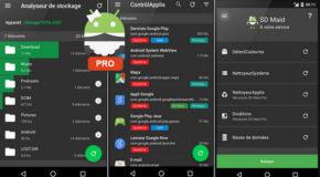 SD Maid Pro v4.5.3 – Nettoyage système