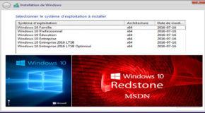 Windows 10 AIO 2016 v1607 x64 (15 Déc 2016)