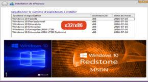 Windows 10 AIO 2016 v1607 x86 (15 Déc 2016)