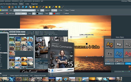Ashampoo Photo Commander 15.0.3 + Portable