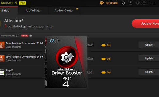 Driver Booster Pro V4.2.0.478 Portable