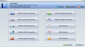 PDFZilla 3.5.0 Portable