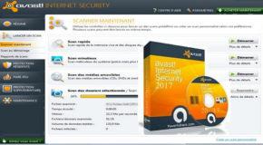 Avast! Internet Security 17.1.3394.0