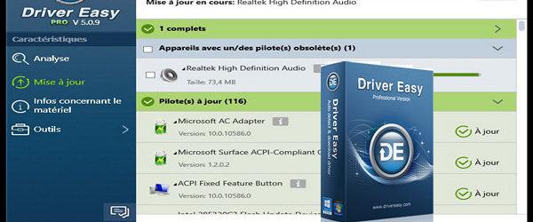 Driver Easy PRO V5.1.7.31793 Portable