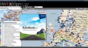 Microsoft AutoRoute Europe 2013