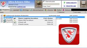 Ultra Adware Killer 5.3.0.0 Portable