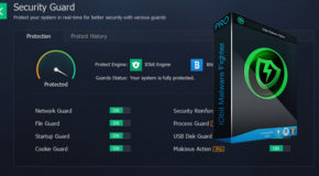 IObit Malware Fighter Pro v4.5.0.3457