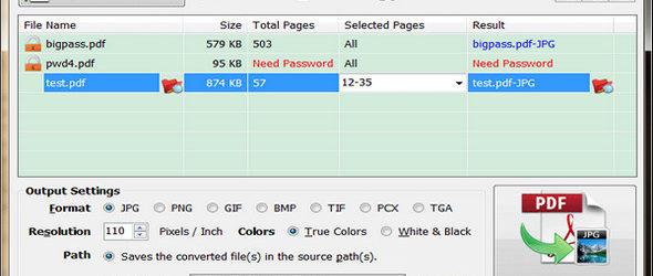 PDF to X 5.0 Build 041 Portable