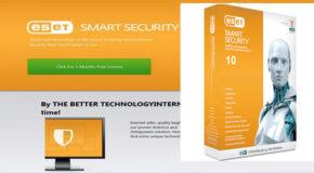 Eset Smart Security v10.1.204.1