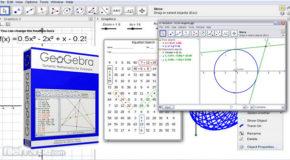 GeoGebra 6.0.355.0 + Portable