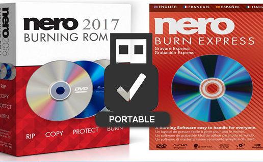 Nero Burning / Express 2017 18.0.15 Portable