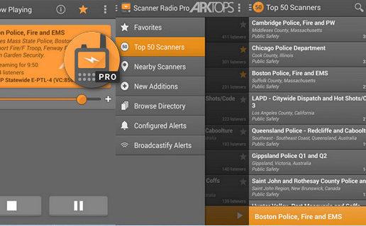 Scanner Radio Pro v6.5.1.0.4